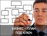 Бизнес – план под ключ